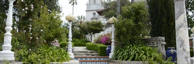 Walking on Gold–A Visit to Hearst Castle in California