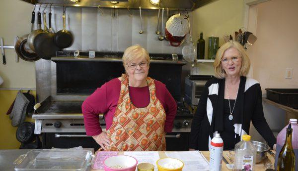 Ollalieberry Inn cooking class