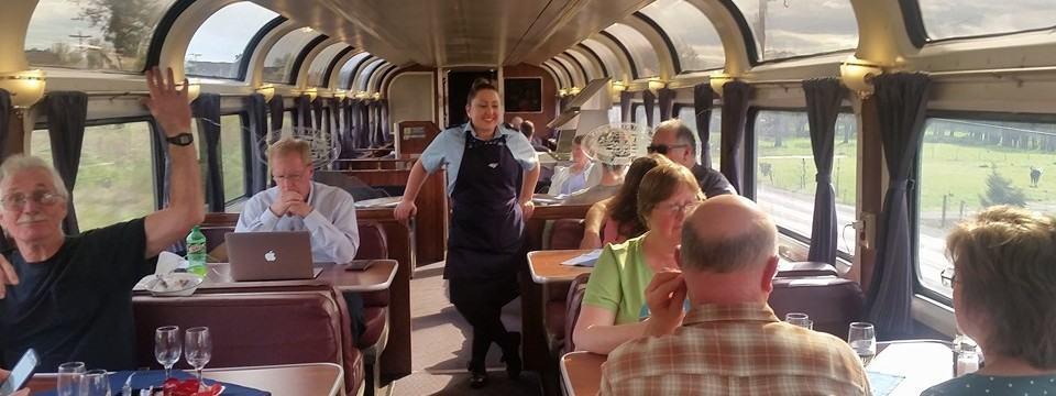 Exploring America on the Amtrak Empire Builder Train & Coast Starlight Train