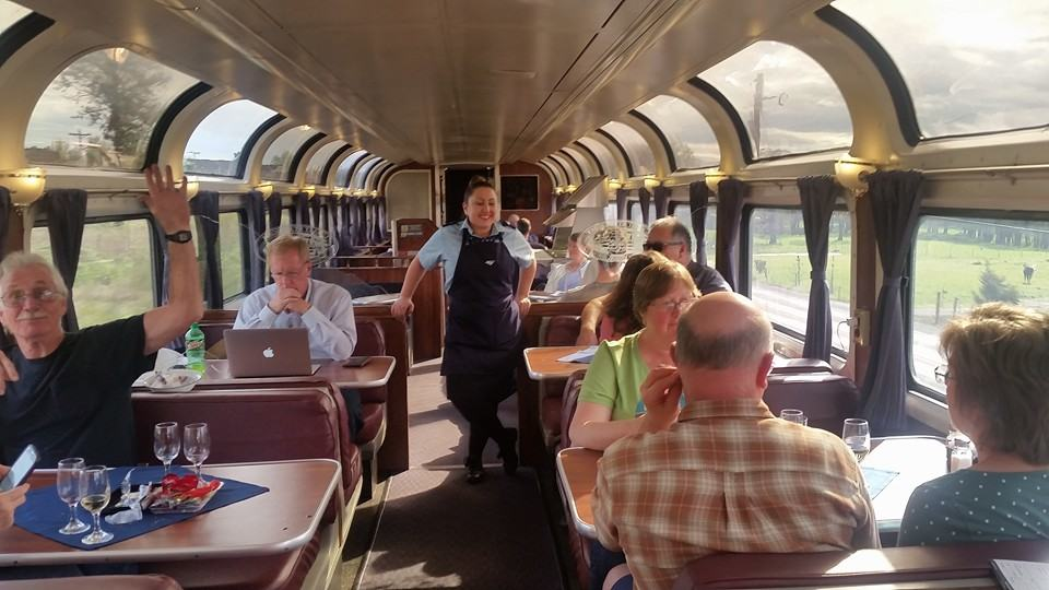 Exploring America on the Amtrak Empire Builder Train & Coast Starlight Train