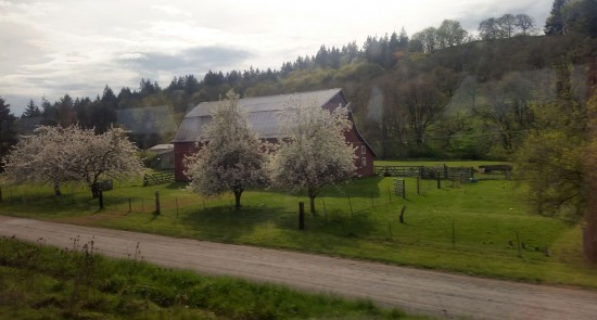 farm in Oregon
