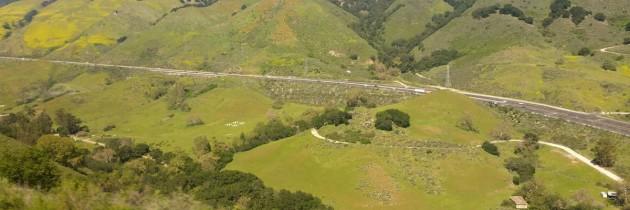 Taking the Scenic Route with the Coast Starlight Train Down the California Coast