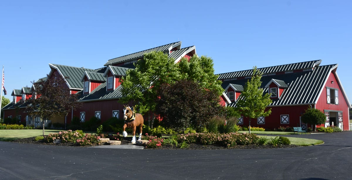 Budweiser's Warm Springs Ranch in Missouri