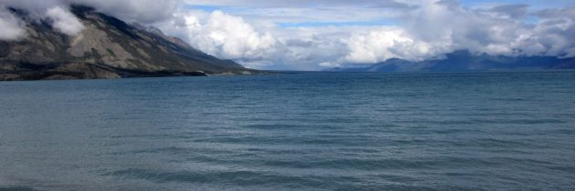 What Gives Kluane Lake in the Yukon its Turquoise Color?
