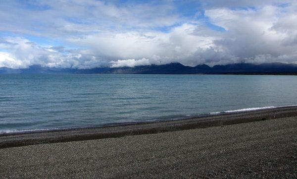 Kluane Lake & Beach