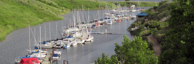 How Deep is Lake Diefenbaker in Southern Saskatchewan? (You may be surprised!)