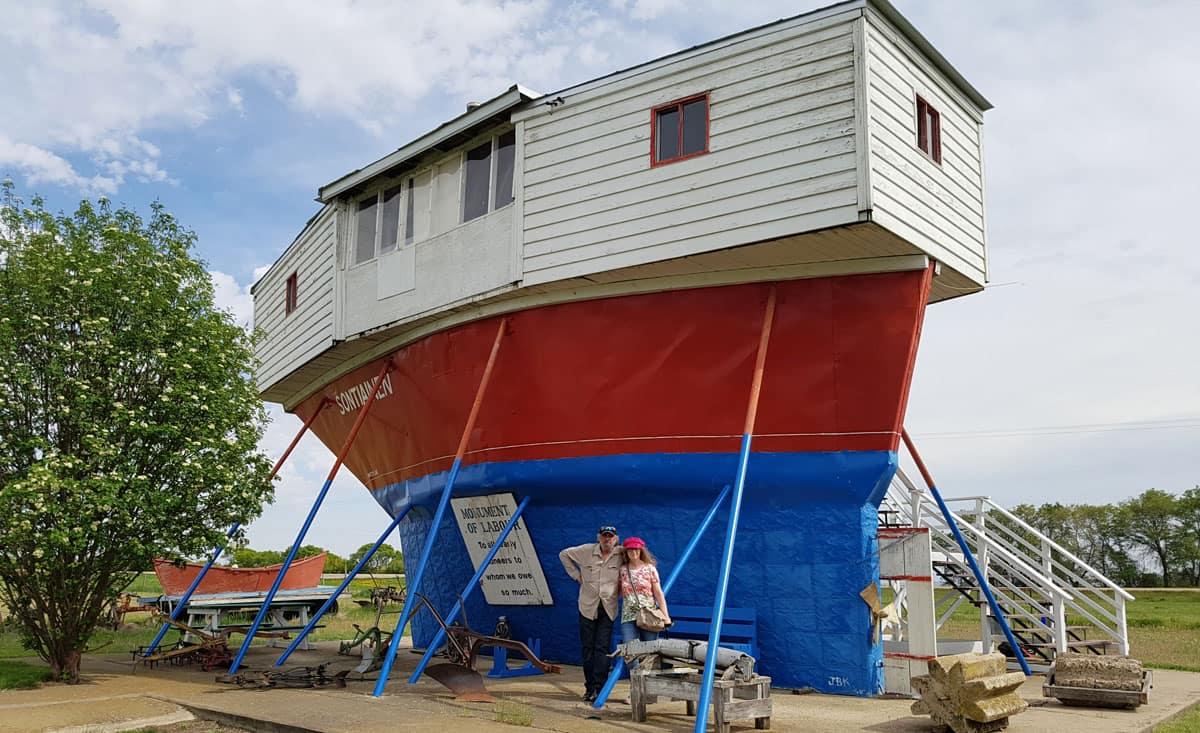 Sukanen Ship