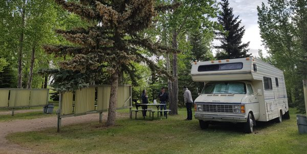 Moose Jaw Prairie Oasis Campground