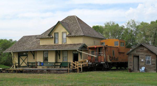 Baildon Train Station