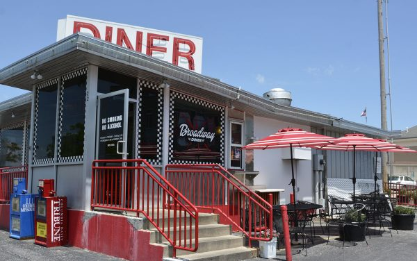 Broadway Diner in Colombia, Missouri.