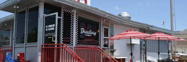 The Broadway Diner in Columbia, Missouri, is a Valentine Diner–What's that?