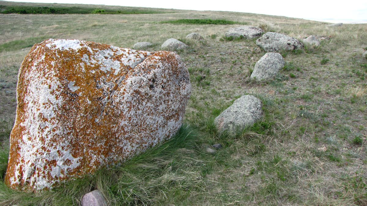 What Do Saskatchewan's Herschel Petroglyphs Depict? #ExploreSask