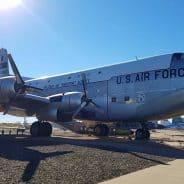 Hill Aerospace Museum outside Salt Lake City, Utah.