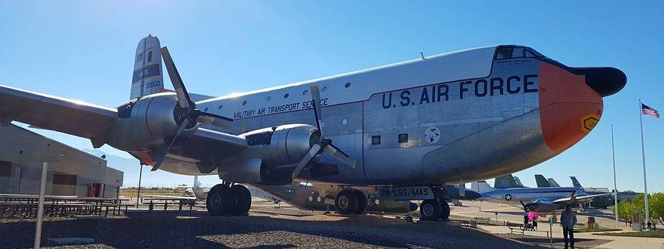 From WWII Airplanes to Nuclear Reactors to Cattle Ranches — Road Trip