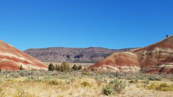 Painted Hills, Oregon.