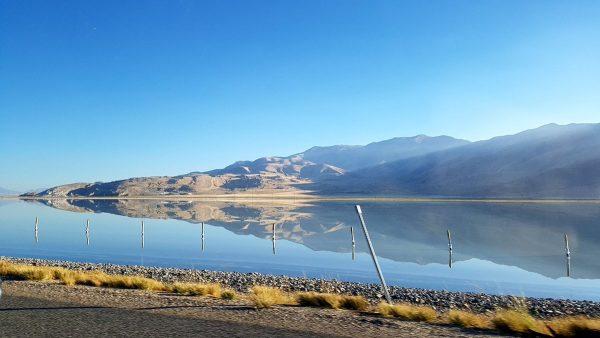 Utah near Salt Lake City.