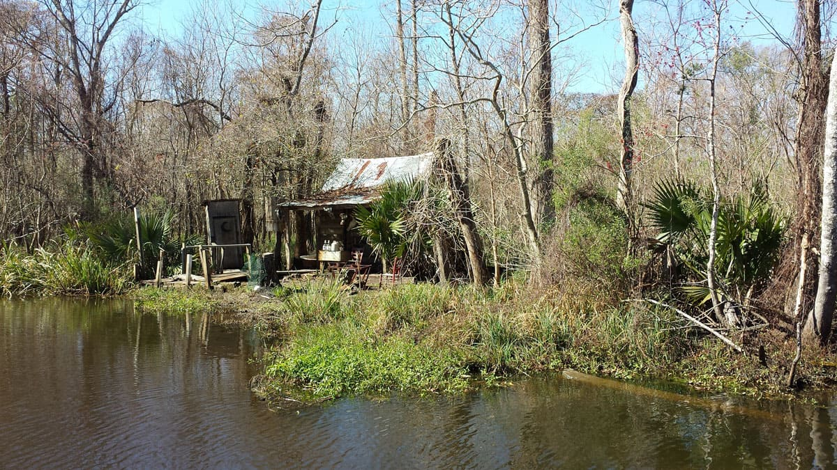 The Louisiana Bayou is a setting for many shows from the tv series, True Blood, to Eve's Bayou.