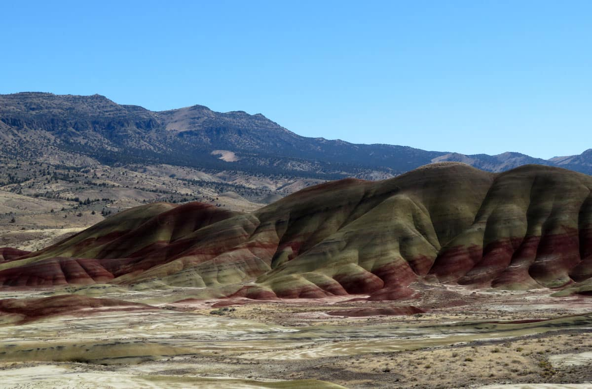 Painted Hills Oregon Best Time To Visit