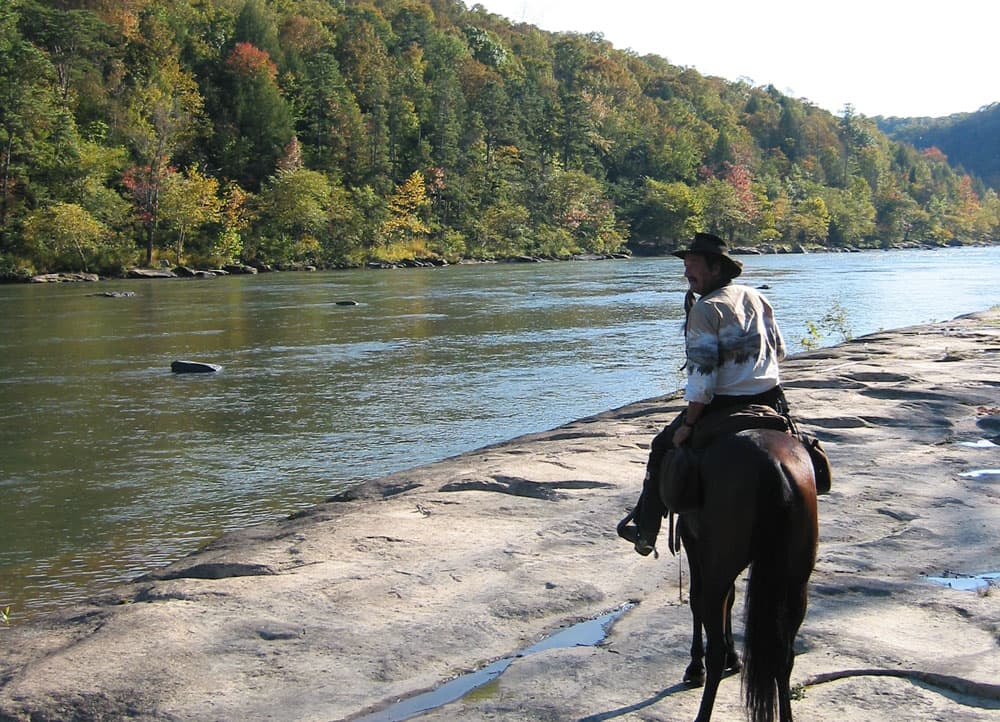 Adventures on Horseback: Crossing the Cumberland River and the Daniel Boone National Forest
