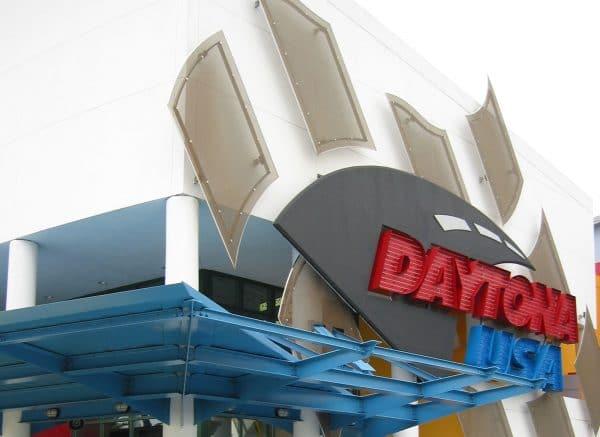Daytona Speedway in Florida