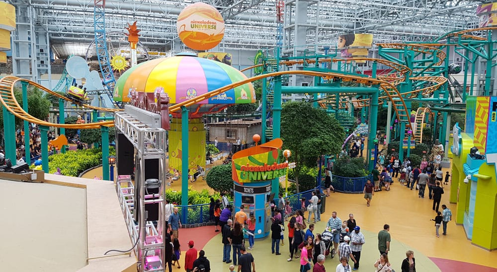 Make it a Shopping Holiday at Mall of America® in Bloomington, Minnesota