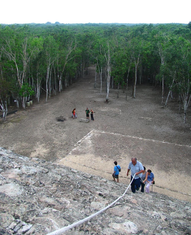Mayan Time Travel