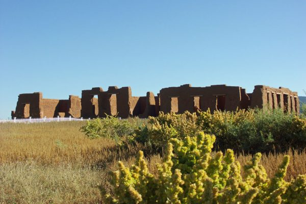 Pecos National Historic Park in New Mexico