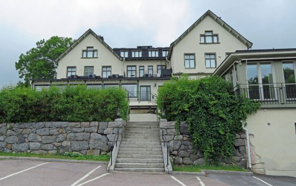 Stads Hotell in Sigtuna.