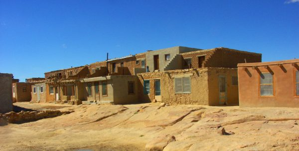 Sky City of the Acoma Pueblo
