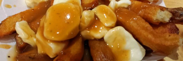 La Poutine Week — Celebrating 60 Years Of Potatoes & Cheese Curds