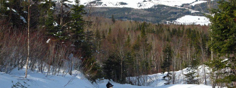 20,000 Miles of Snowmobile Trails — Quebec the Ultimate Winter Destination — #Photos