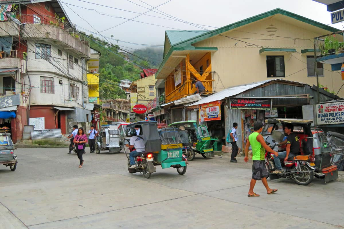 Discover Banaue, Ifugao, Philippines and the Banaue Hotel & Youth Hostel
