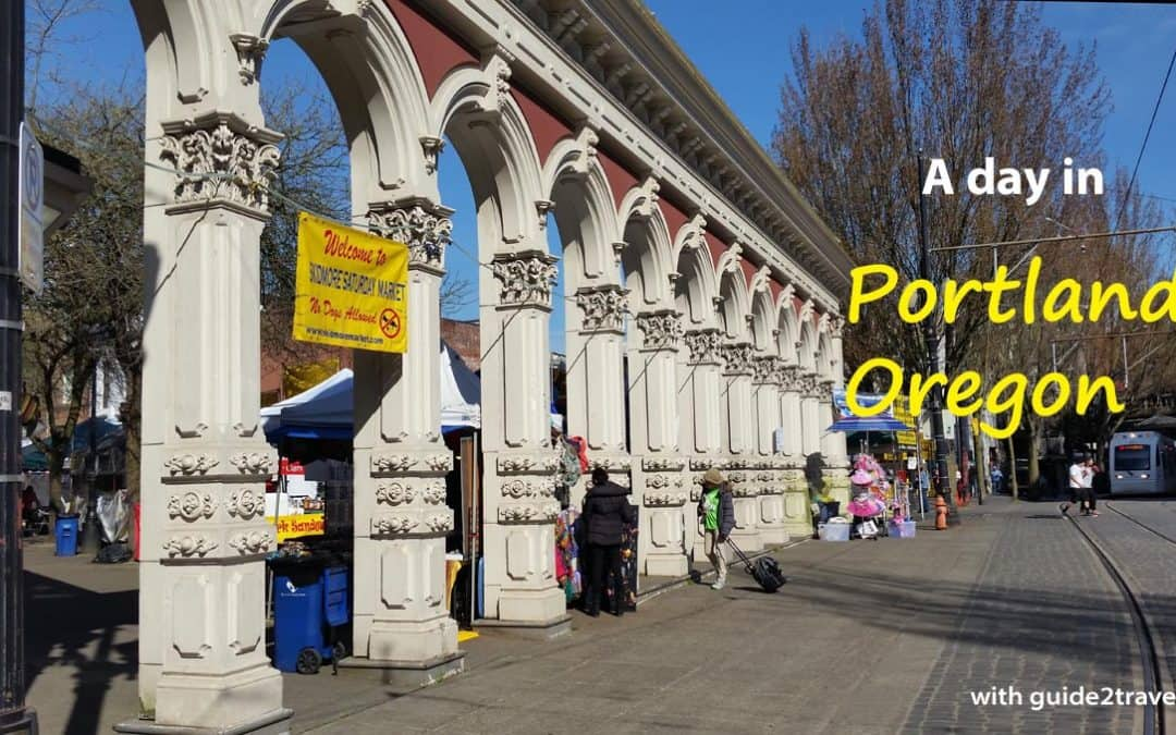 Best Things to See & Do if You Only Have 1 Day in Portland