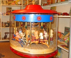 Miracle of America carousel toy.