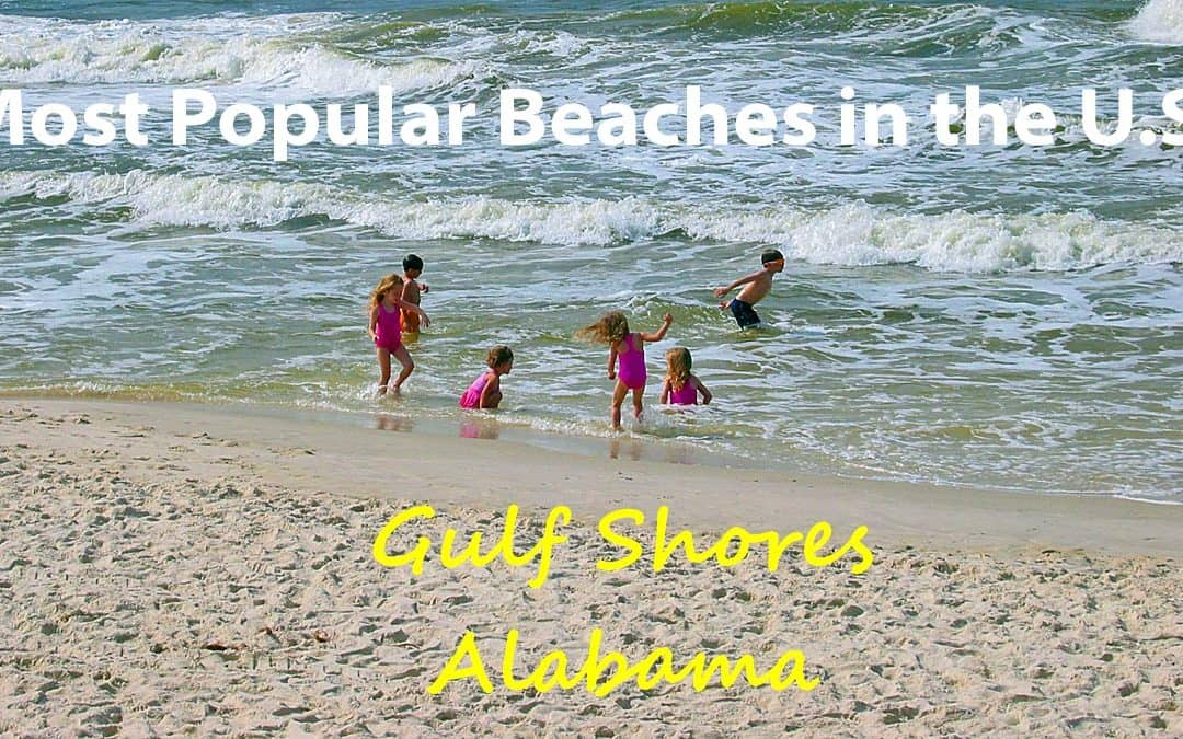 Check Out America's Most Popular Beaches