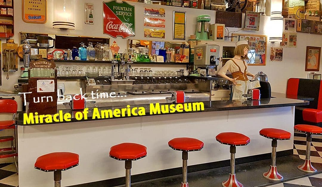 If You Only See One Thing in Montana it Must Be the Miracle of America Museum