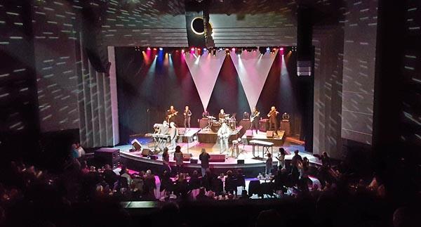 Casino Regina Show Lounge Seating