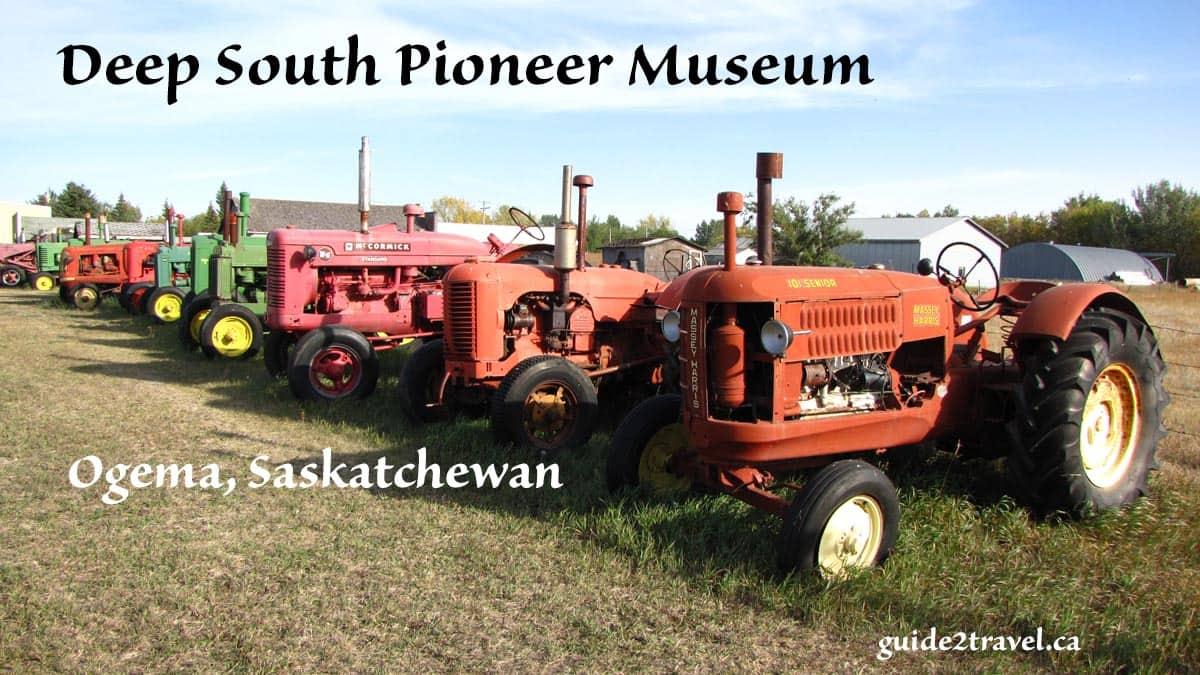 Deep South Pioneer Museum