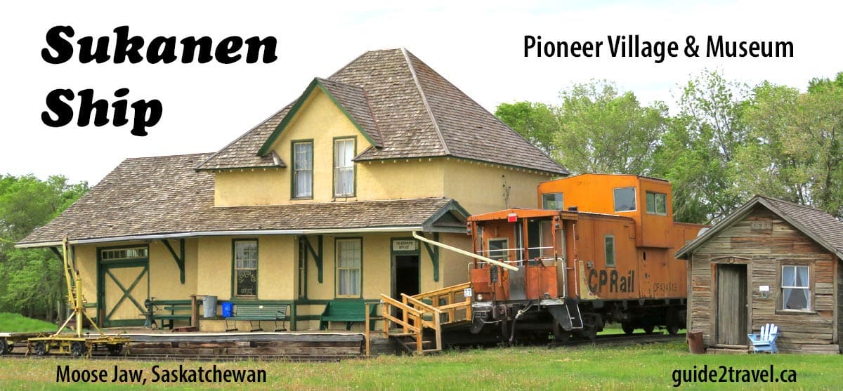 Sukanen Ship Pioneer Village & Museum