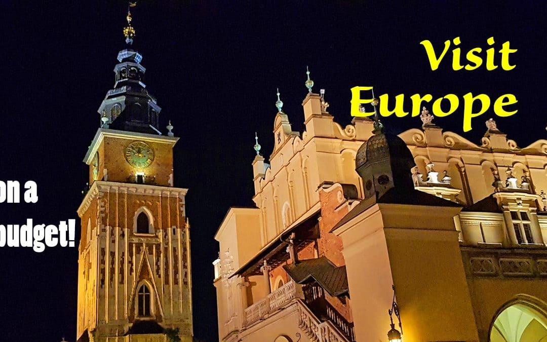 How to Visit Europe on a Budget Without Backpacks or Hostels