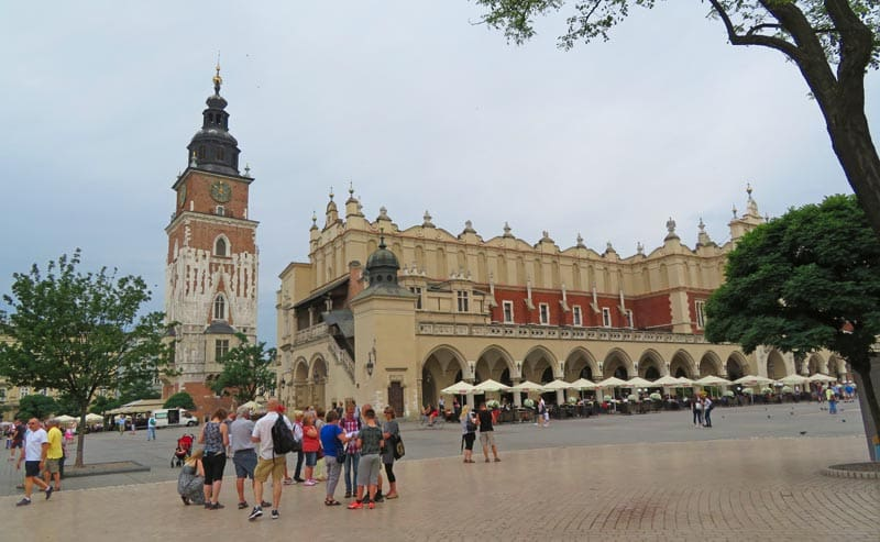 Krakow Old Town
