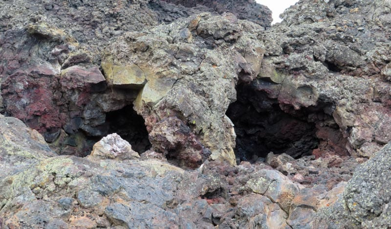 Formations at Craters of the Moon