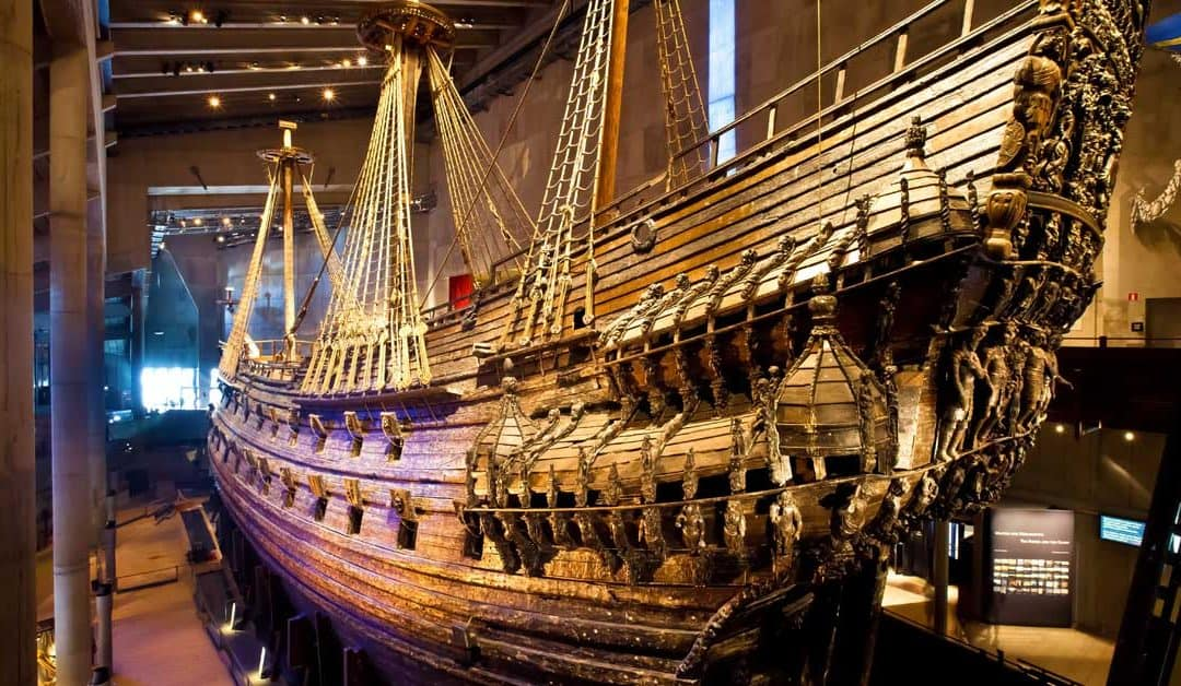 The Warship That Never Went to War: Vasa Museum in Stockholm
