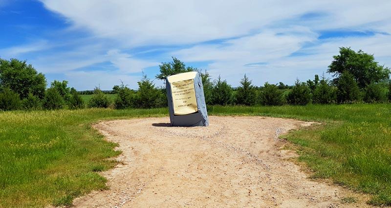 Monument at Carhenge