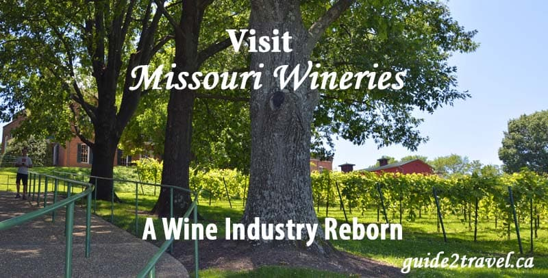 Find a Winery in Missouri — Best Wine Tours, Wine Tasting & Vineyards