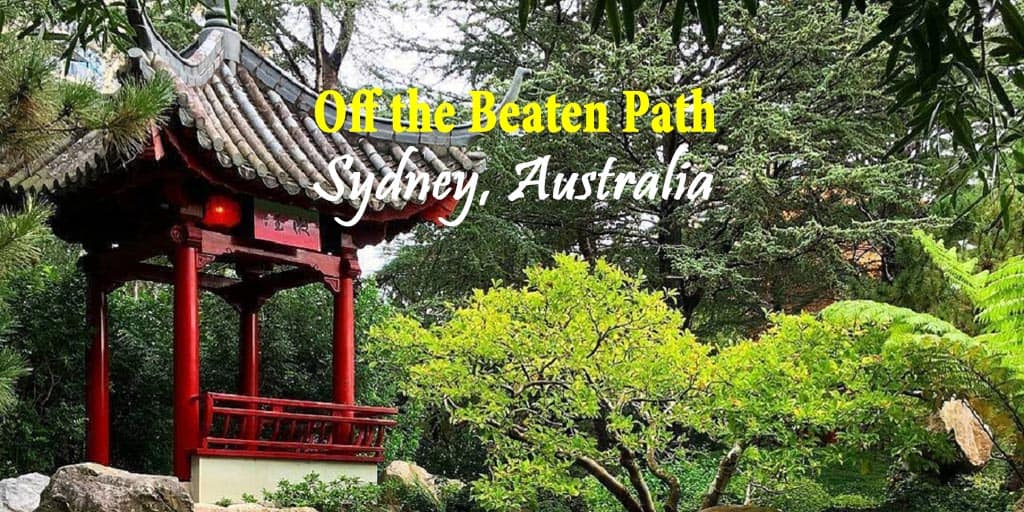 Getting off the Beaten Path in Sydney, Australia