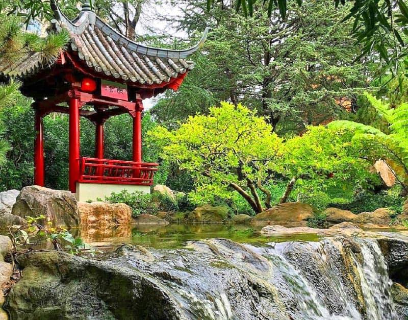 Chinese Garden of Friendship. Photo by Olivia Jones.