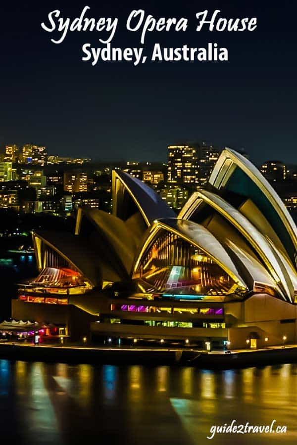 Sydney Opera House - photo licensed under a CC license on Pixabay