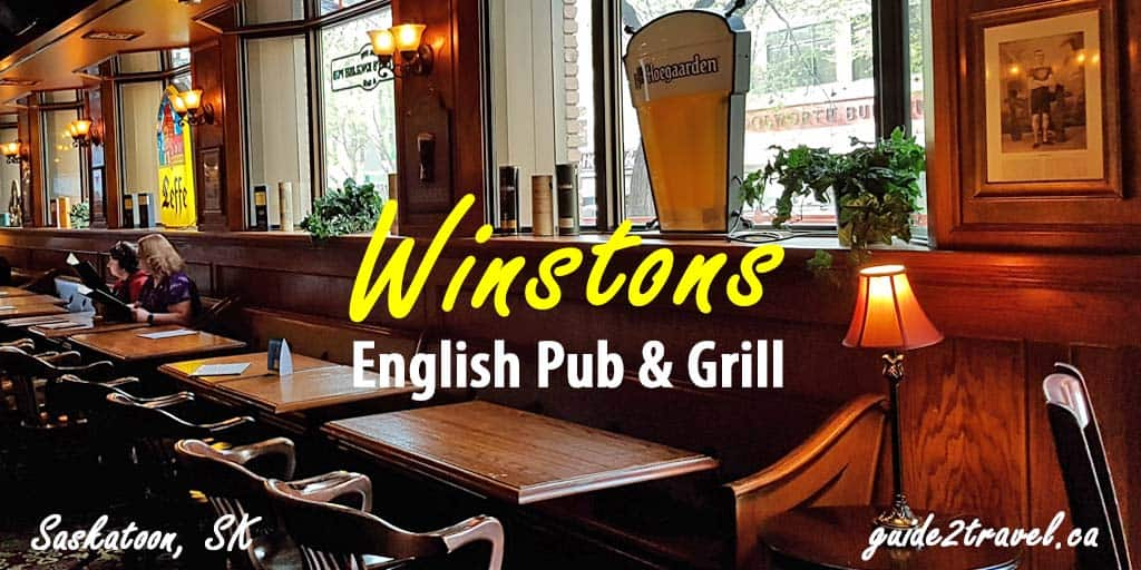 Keeping the Tradition of the English Pub Alive with Taps & Fine Whiskies