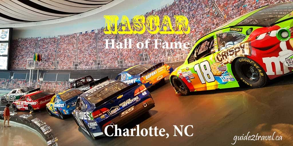 Get Inside NASCAR Racing at the NASCAR Hall of Fame